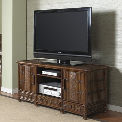 Hospitality Rattan Polynesian 60&quot; TV Stand