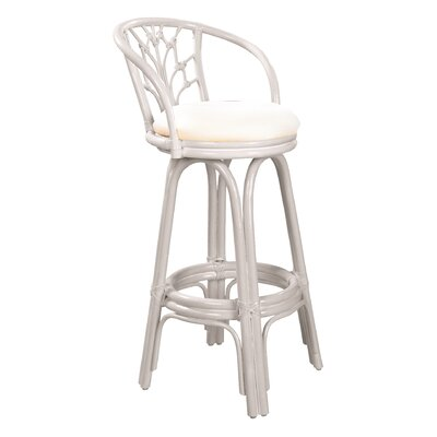 Hospitality Rattan Valencia Counter Stool with Cushion