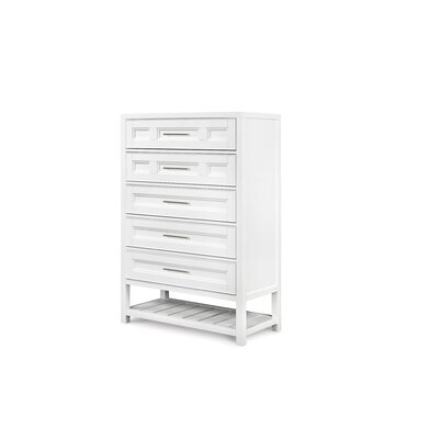 Magnussen Furniture Clearwater 5 Drawer Chest