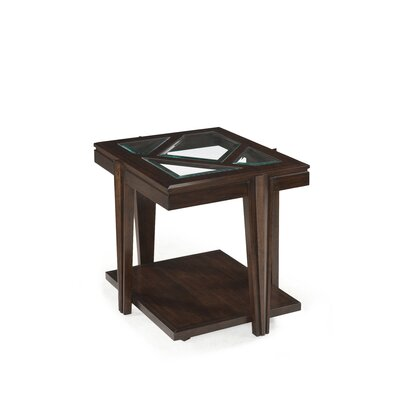 Magnussen Furniture Demetri End Table