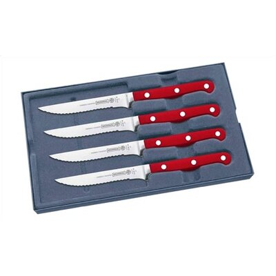 Mundial 5100 Series 4 Piece Steak Knife Set