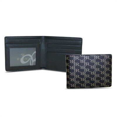 Rioni Aristo Men's Wallet with Screen
