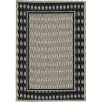 Tides Astoria Black/Grey Rug