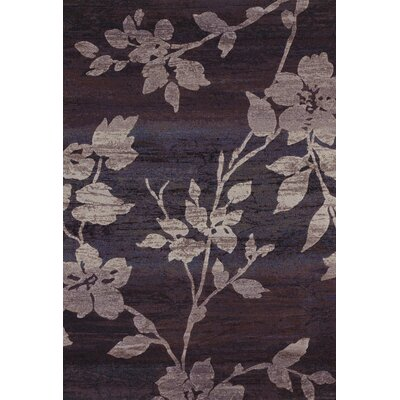 Easton Lavender/Grey Sakura Vine Rug