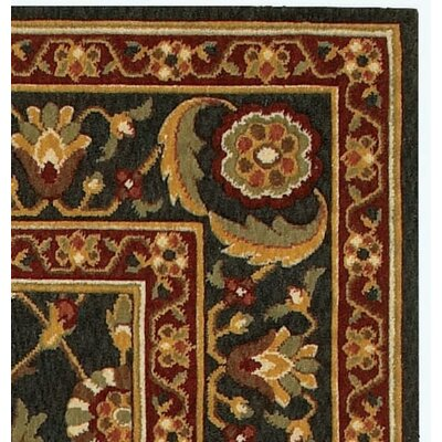 Couristan Royal Luxury Brentwood Ebony Rug