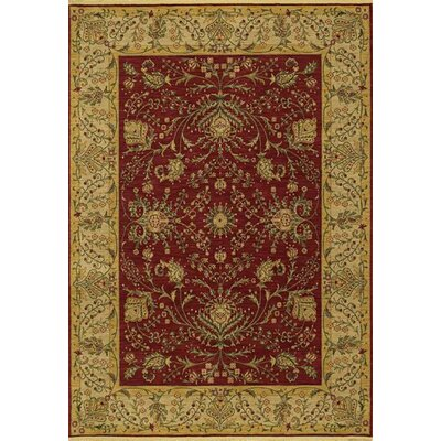 Shaw Rugs Antiquities Lilihan Brick Rug