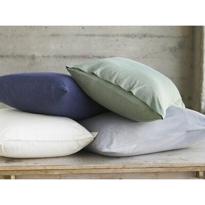 Coyuchi Jersey Envelope Pillowcase (Set of 2)