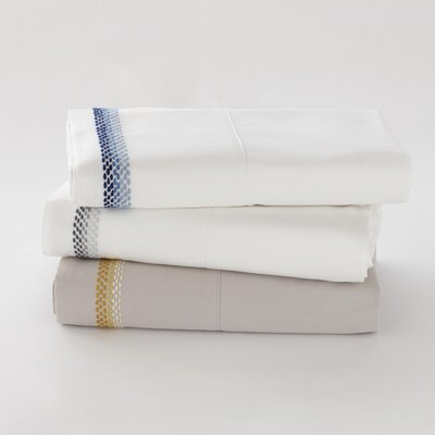 Coyuchi Ombre 300 Sateen Sheet Set