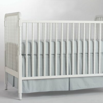 Coyuchi Pointille Crib Skirt