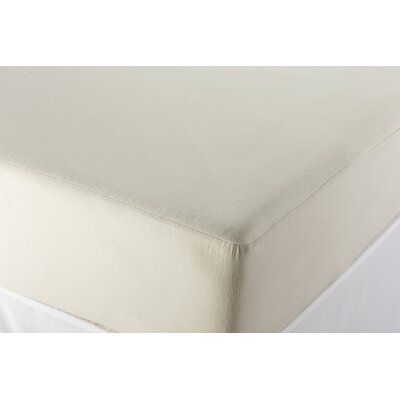 Bedding Essentials Organic Cotton Mattress Protector