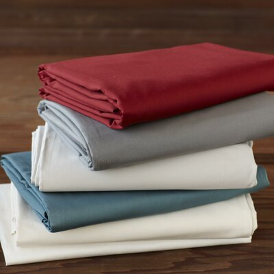 Coyuchi Sateen 300 Thread Count Sheet Set