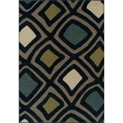 Dalyn Rug Co. Radiance Black Rug