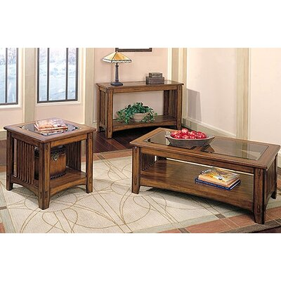 Standard Furniture Mission Hills Coffee Table Set