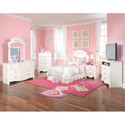 Standard Furniture Spring Rose 5-Drawer Chest