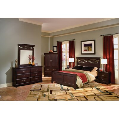 Standard Furniture City Crossing 6 Drawer Dresser