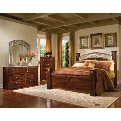 Standard Furniture Triomphe Four Poster Bedroom Collection