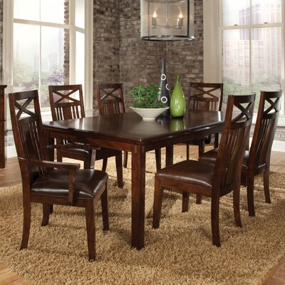 Standard Furniture Sonoma 7 Piece Dining Set