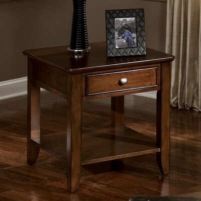 Hialeah Court End Table
