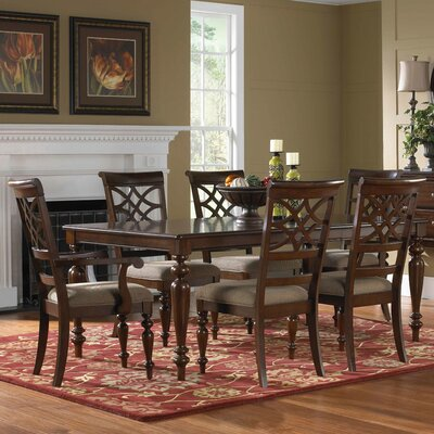 Standard Furniture Woodmont 7 Piece Dining Set