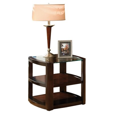 Standard Furniture 5th Avenue Point End Table