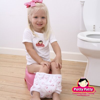Mom Innovations Potty Training in One Day - The Advanced System for Girls