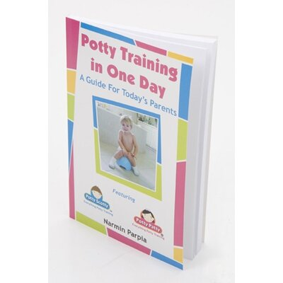 Mom Innovations Potty Training in One Day - The Potty Patty Kit