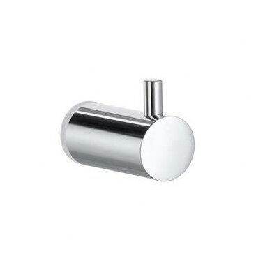 "Smedbo Pool 1.5"" Towel Hook in Polished Chrome (Set of 2)"