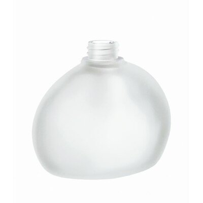 "Smedbo 4.5"" Spare Frosted Glass Container"