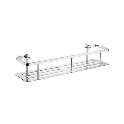 Smedbo Sideline Soap Basket in Polished Chrome