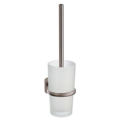 Smedbo Cabin Wall Mount Toilet Brush
