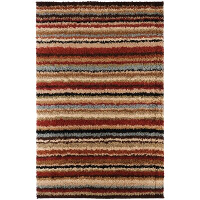 Surya Rug Concepts Red Multi Rug