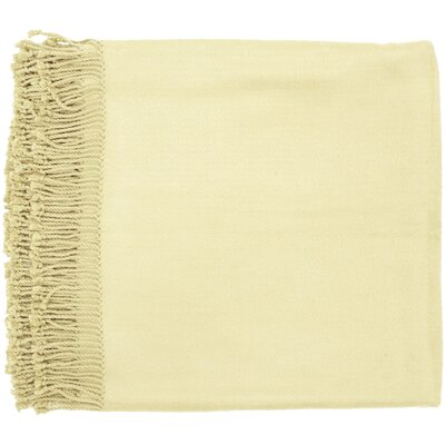 Surya Rug Tian Tian Bamboo Throw