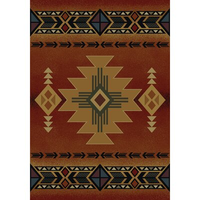 Genesis Arizona Crimson Rug