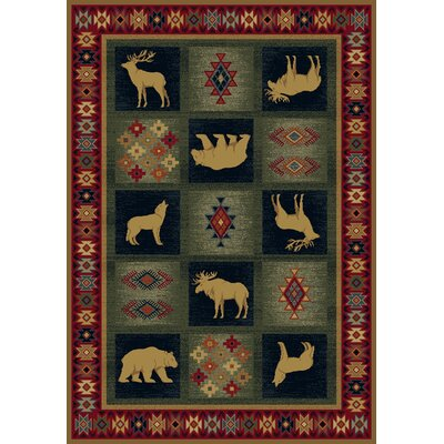 United Weavers of America Genesis Dakota Novelty Rug