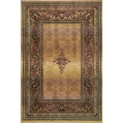 United Weavers of America Tapestries Milan Teawash Rug