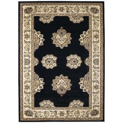 United Weavers of America Contours Zara Onyx Rug