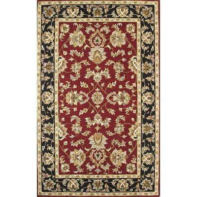 Dynamic Rugs Dynamak Wright Red Rug