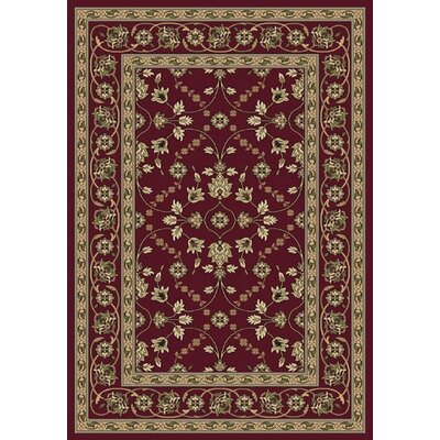 Dynamic Rugs Conway Red Rug
