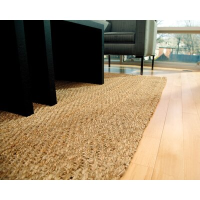 Anji Mountain River Sand Jute Rug