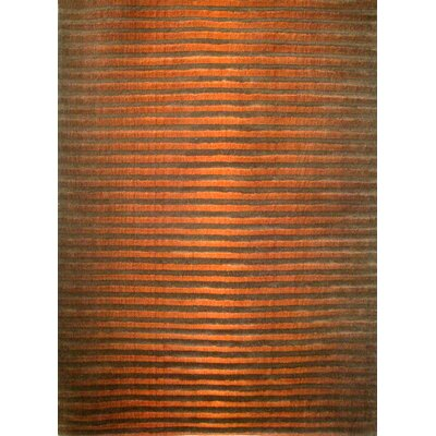 Foreign Accents Boardwalk Copper/Brown Rug