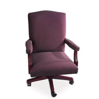 La-Z-Boy Presidential Mid-Back Office Chair with Arms