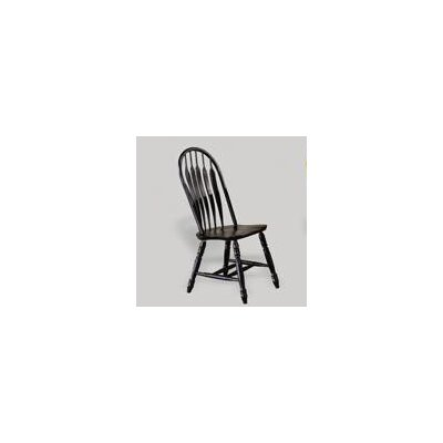 Sunset Selections Comfort Back Side Chair