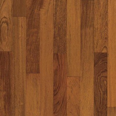 "Armstrong The Valenza Collection 3-1/2"" Solid Jatoka Flooring in Natural"