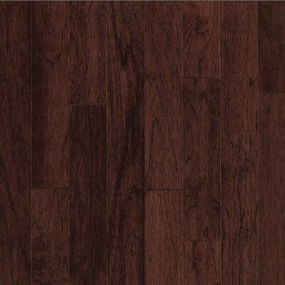 "Armstrong Metro Classics 3"" Engineered Pecan Flooring in Molasses"