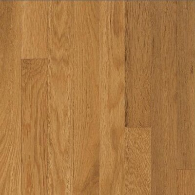 Armstrong SAMPLE - Somerset Strip Solid White Oak in Large Maize