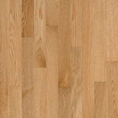 SAMPLE - Kingsford Strip Solid Red Oak in Natural