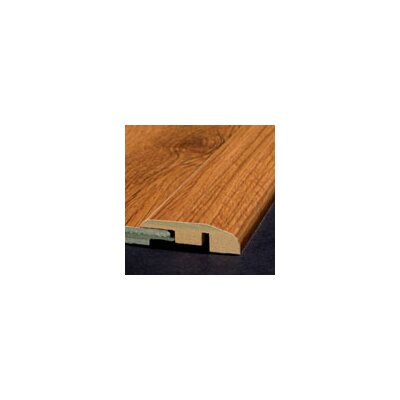 "Armstrong Laminate Reducer Strip with Track 72"" 05030"