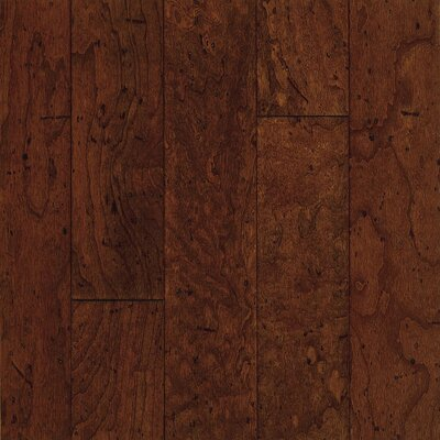 "Armstrong Blackwater Classics 5"" Engineered Cherry Flooring in Amber Glow"