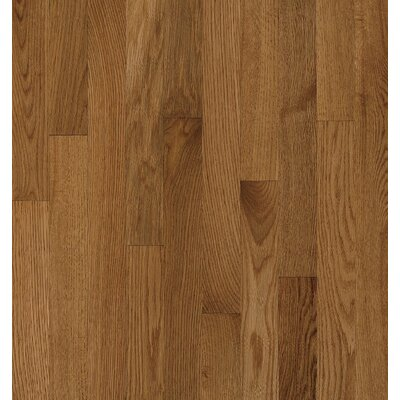 Bruce Flooring SAMPLE - Natural Choice™ Strip Solid Red / White Oak in Mellow