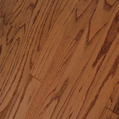 Bruce Flooring SAMPLE - Northshore® Strip Engineered Red Oak in Gunstock